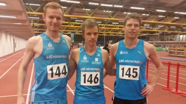 Munich Indoor mit Teilnehmerrekord