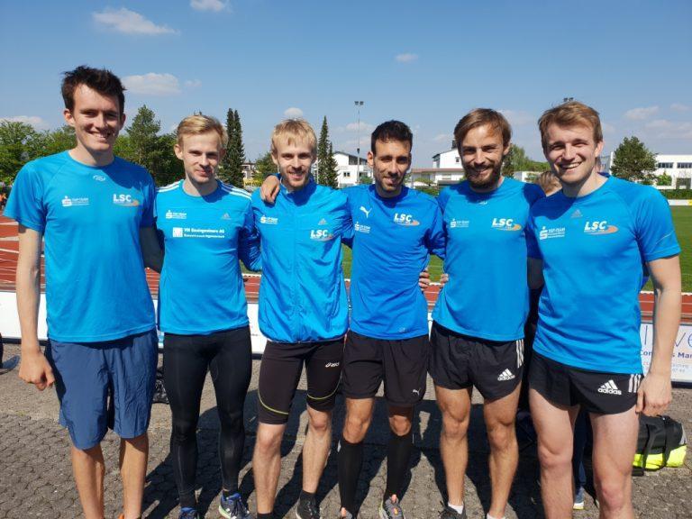 Guter Saisoneinstieg für LSC Top Team Läufer