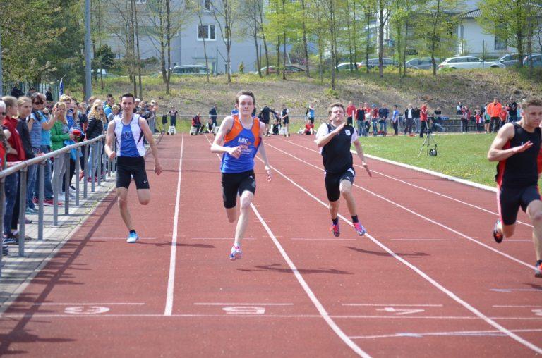 LSC Athleten starten erfolgreich in die Bahnsaison