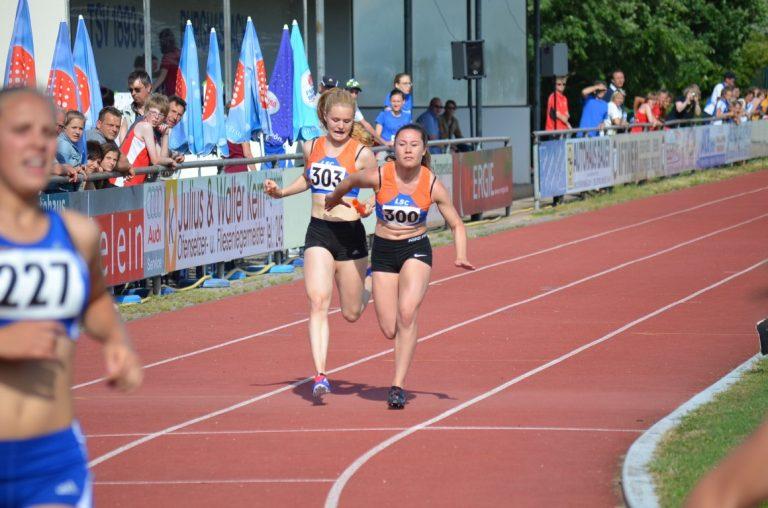 Mittelfränkische Meisterschaften in Burghaslach
