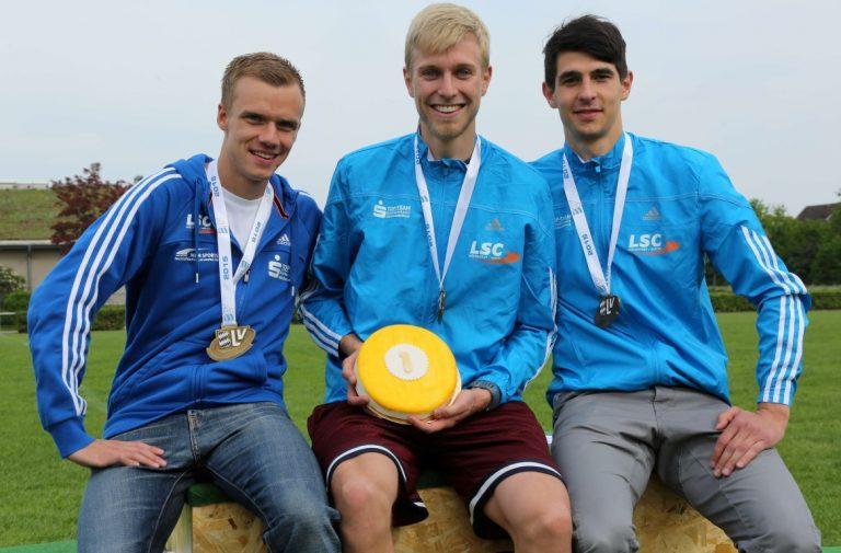 Bayerische Langstaffelmeisterschaften – Rolf Watter Sportfest