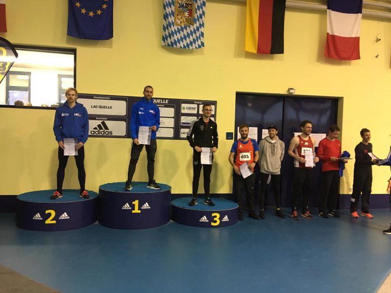 Nordbayerische Hallenmeisterschaften Fürth
