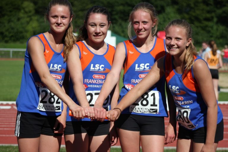 Bayerische Meisterschaften U23/U16 in Regensburg