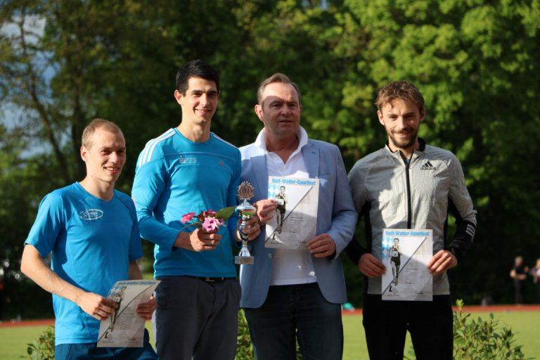 Erfolgreiches Wochenende für Höchstadter Leichtathleten