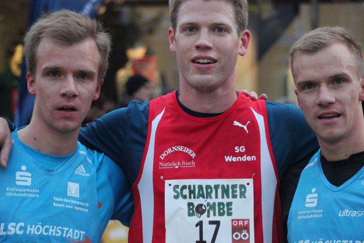 Internationaler Silvesterlauf in Peuerbach