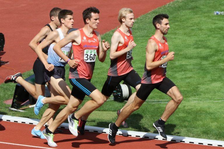 Bayerische Meisterschaften in Augsburg