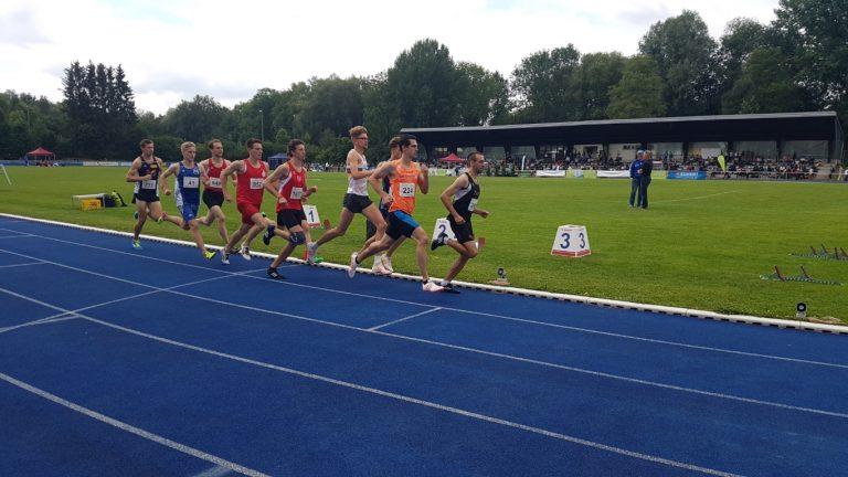 Süddeutsche Meisterschaften Erding