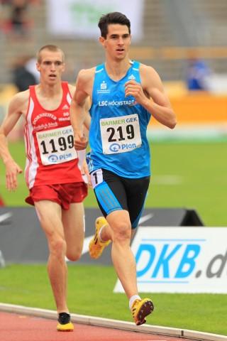 Deutsche Meisterschaften in Ulm