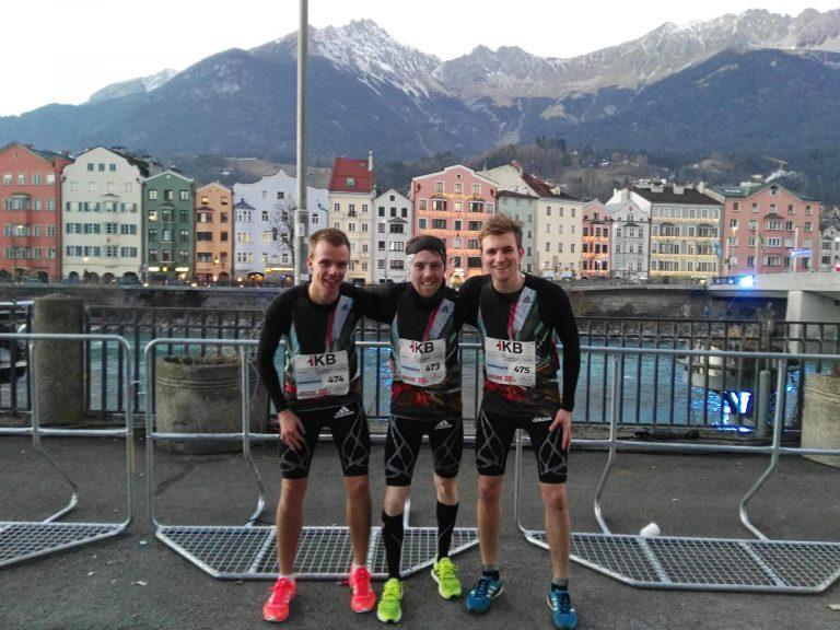 Erfolgreicher Jahresausklang für LSC Top-Team Läufer