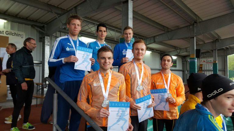 Bayerische Langstaffelmeisterschaften in Gilching
