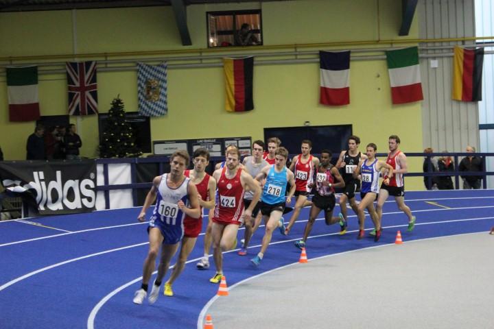 Nordbayerische Hallenmeisterschaften M/F/U18 in Fürth