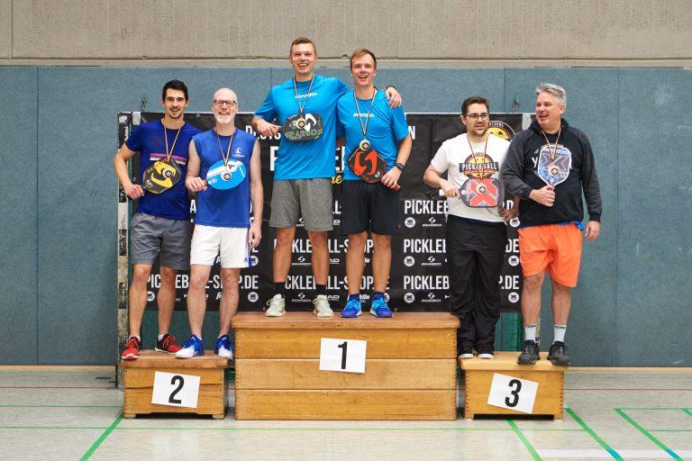 Deutsche Meisterschaften Pickleball 2021 in Gelsenkirchen